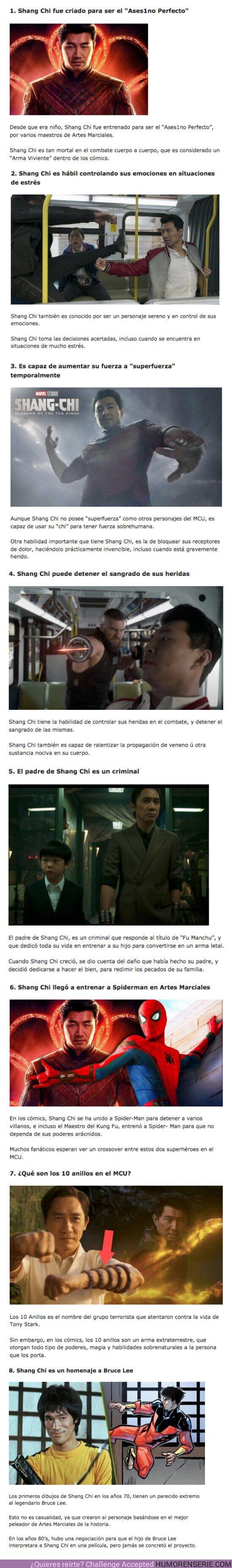 """80369 - GALERÍA: 8 Cosas que debes saber antes de ver la película """"SHANG-CHI Y LA LEYENDA DE LOS DIEZ ANILLOS"""""""