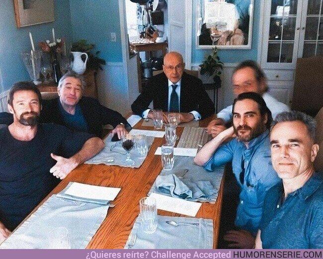 80487 - Metemos a Al Pacino, Christian Bale y Leonardo DiCaprio y la película que podría salir de aquí no sería normal
