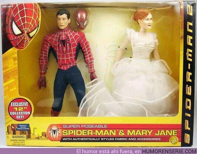80528 - Cuando MJ fue diseñada por el mismo tío que diseño a Annabelle