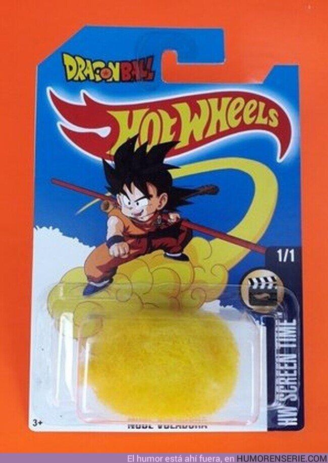 80671 - Hoy en moñecos que no deberían faltar en tu colección, la Nube Kintō de Goku