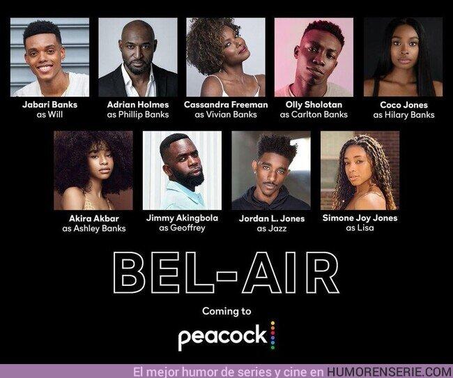 80929 - Revelado el reparto principal del reboot de El Príncipe de Bel-Air