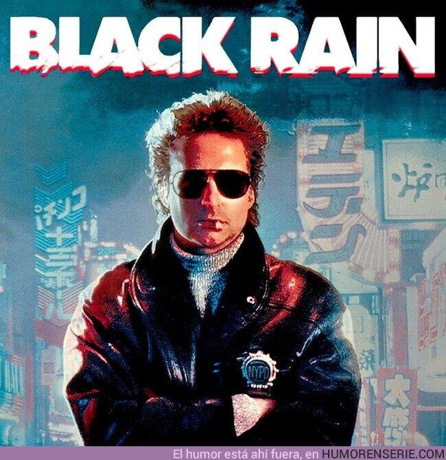 81568 - 32 años del estreno en Estados Unidos de 'Black Rain'