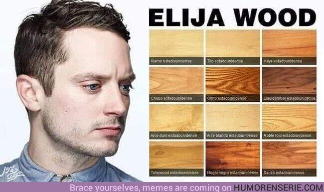 81832 - Elija wood, por @BocataJamonEHM
