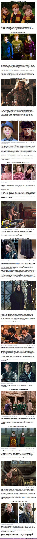 82387 - GALERÍA: 10+ Veces en que el vestuario de Harry Potter dio más pistas que la escritora de los libros