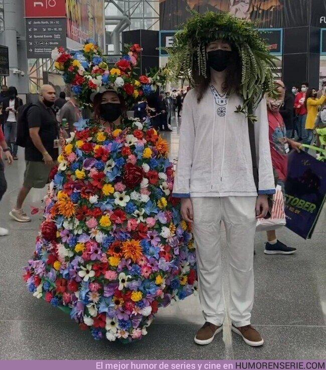 82534 - Pues acaba de comenzar la Comic-Con en New York y...  , por @levmauc