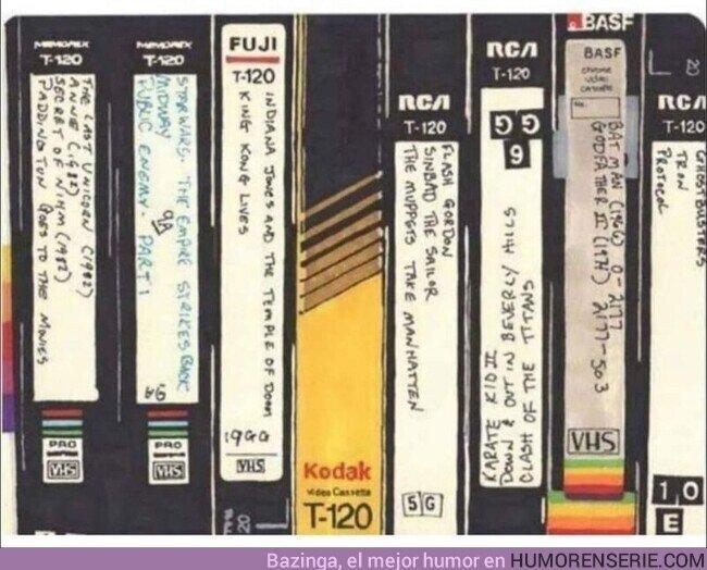 82666 - En los 80's esto era nuestro Netflix , por @Chema_Ponze