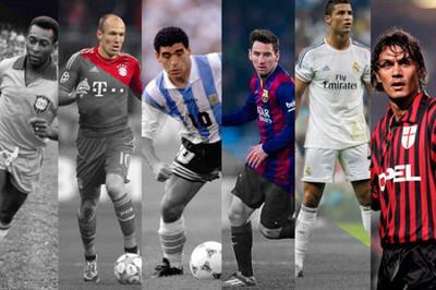 534562 - LISTA: El futbolista perfecto. Lo mejor de cada futbolista, todo en uno