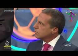Enlace a VÍDEO: El momento en que hipnotizan a Cristóbal Soria para que sea madridista