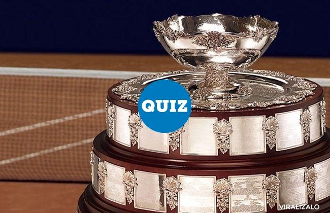 917000 - QUIZ: ¿Cuánto sabes de la Copa Davis?