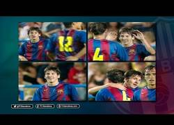 Enlace a Sale a la luz una grabación del primer gol de Messi con el Barça en un amistoso