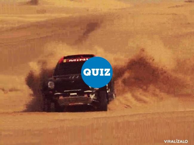 924171 - QUIZ: ¿Cuánto sabes del Rally Dakar?