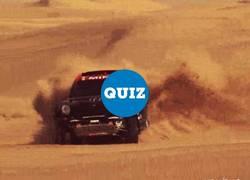 Enlace a QUIZ: ¿Cuánto sabes del Rally Dakar?