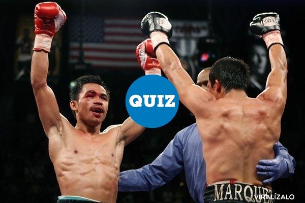 924821 - QUIZ: ¿Sabrías reconocer a todos los boxeadores? ¿O lo tuyo solo es postureo?