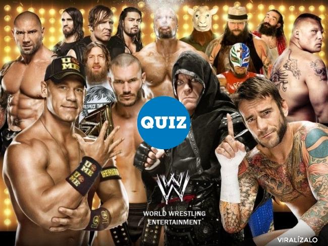 924827 - QUIZ: ¿Qué Wrestler de la WWE eres según tu personalidad?