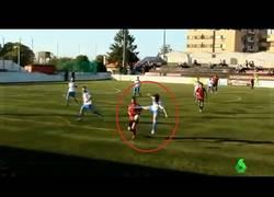 Enlace a Este es el Canelas 2010, equipo de Portugal que emplea esta lamentable dureza al jugar