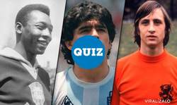 Enlace a QUIZ: ¿A qué legendario futbolista te pareces?