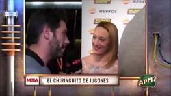 Enlace a Espectacular zasca de Mireia Belmonte al Chiringuito que los ha dejado muertos