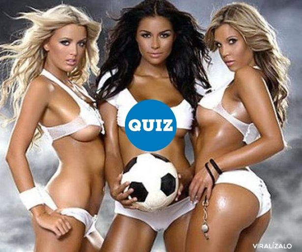 961331 - QUIZ: ¿Sabes de qué futbolista es novia cada una de estas chicas explosivas?