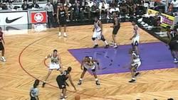 Enlace a VÍDEO: Se cumplen 19 años de uno de los mates más famosos de la historia de la NBA. Allen Iverson.