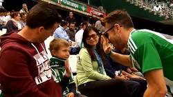Enlace a Le crean la experiencia más traumática al niño del Betis tras llevarlo al Villamarín y...