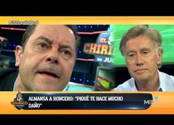 Enlace a INSÓLITO: Roncero dando su vida por apoyar a Gerard Piqué en España