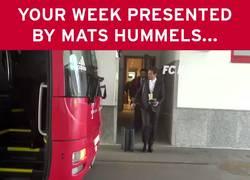 Enlace a Tu semana presentada por Mats Hummels