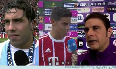 988566 - Futbolistas que la han liado con el idioma de otros paises