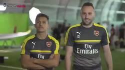 Enlace a Alexis burlándose del inglés de Ospina