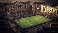 Enlace a Se filtran imágenes del nuevo FIFA 18 y sabemos que habrá FIFA STREET