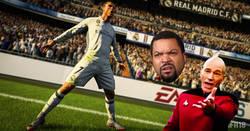 Enlace a EA intenta reproducir el SIIIIII de Cristiano en el FIFA pero parece un jabalí salvaje degollado