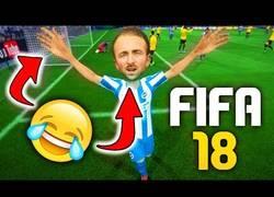 Enlace a Los bugs más raros y descojonantes del FIFA18, ¿pero qué coj...?
