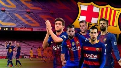 1002110 - Así sería la liga catalana si se proclamara la independencia de Catalunya
