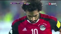 Enlace a Imposible no sentir escalofríos al oír el grito de Salah marcando el penalti que lo lleva al mundial