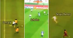 Enlace a Este vídeo de Ronaldinho arruinando la carrera a leyendas del fútbol no necesita más palabras