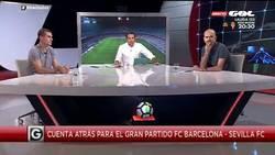 Enlace a La tremenda conversación entre Guaita y Mateu Lahoz ante los insultos de aficionados en la grada