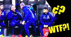 Enlace a Se jugaban los últimos minutos y Ventura llamó a Daniele De Rossi para ingresar: