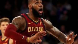 Enlace a La increíble pifia de LeBron James que nadie se explica en la NBA