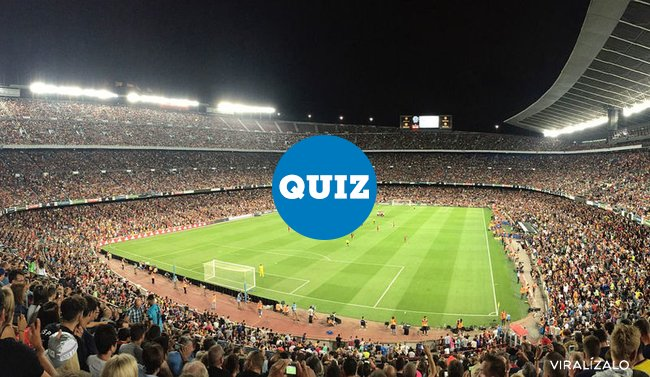 1016801 - QUIZ: ¿Cuánto sabes sobre los estadios de la Liga Española?
