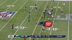 Enlace a La jugada que provoca la victoria de los Eagles