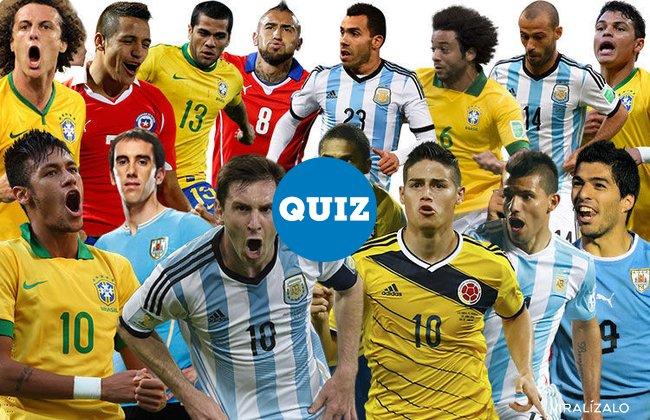 1020142 - ¿Cuál es la mejor Selección de Fútbol de jugadores Latinoamericanos actualmente?
