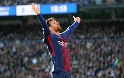 Enlace a LaLiga elige las mejores diez asistencias de Leo Messi en toda su carrera tras haber superado el récord
