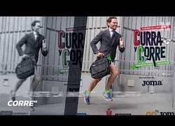 Enlace a Curra y corre