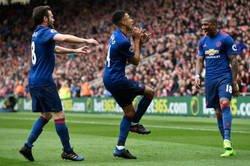 Enlace a Todo el mundo desea que Lingard marque un gol para verlo bailar