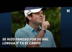 Enlace a Patrick Reed, el anithéroe del Golf