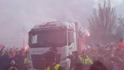Enlace a Los del PSV celebrando la liga a lo grande