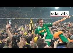 Enlace a Loca celebración de los Young Boys tras ganar la liga suiza 23 años después