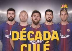 Enlace a Así celebra el Barça su 7ª liga en 10 años