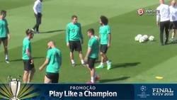 Enlace a El control de espaldas de Marcelo sin mirar el balón... ¿qué clase de brujería es ésta?