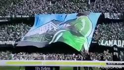 Enlace a Al Betis se le rompe el tifo