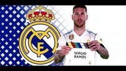 Enlace a Le piden a Sergio Ramos que se dibuje a sí mismo y este es el resultado
